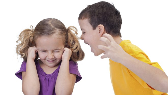 Bullying often begins at home with the dynamics between siblings.