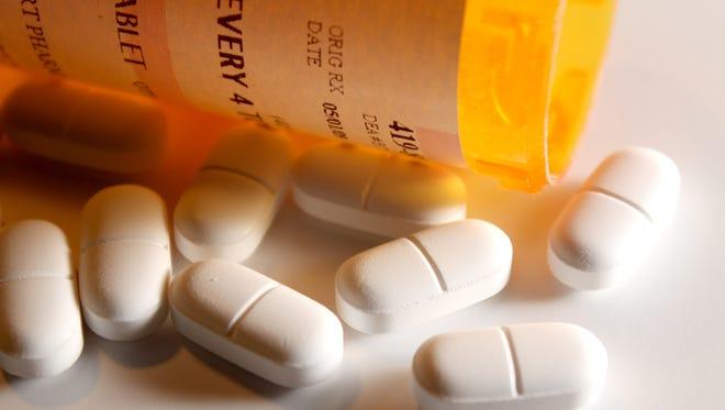 Medication photo illustration