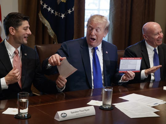 Donald Trump,Paul Ryan,Kevin Brady