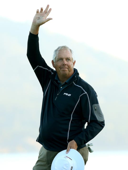 2013-09-29 Kirk Triplett Pebble Beach