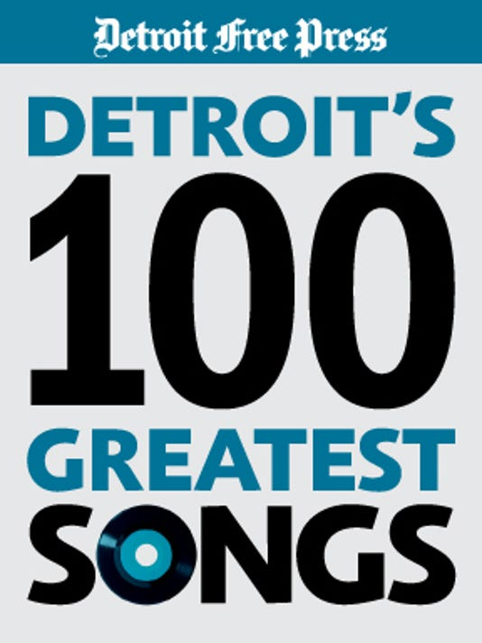 Detroit's 100 Greatest Songs extra: Top R&B-funk-blues (non
