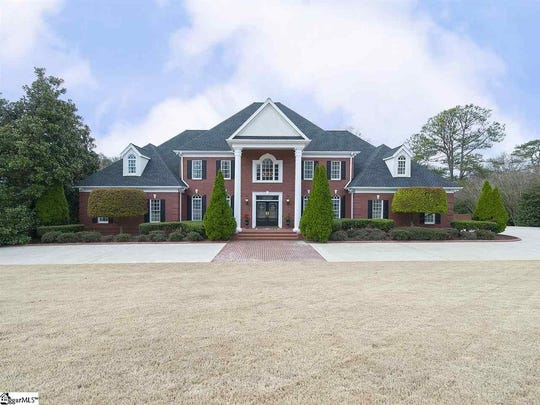 Sold in Anderson for $1.1 million.