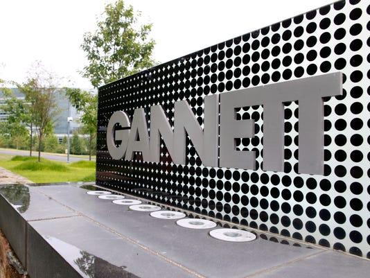 Gannett corp logo