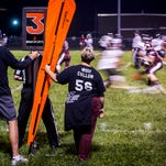 In aftermath of tragedy, Wes-Del teacher lifted up by football team — and vice versa