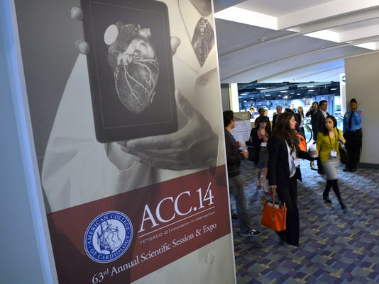 American College of Cardiology conference