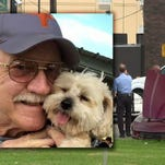 Photos: TX man, dog die after trapped in Vette