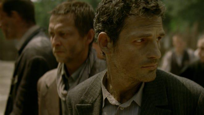 "Géza Röhrig stars in the Golden-Globe winning Holocaust drama, ""Son of Saul."""