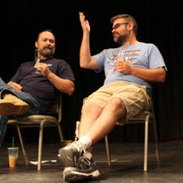 Staging four one-act plays no problem for Abilene Community Theatre