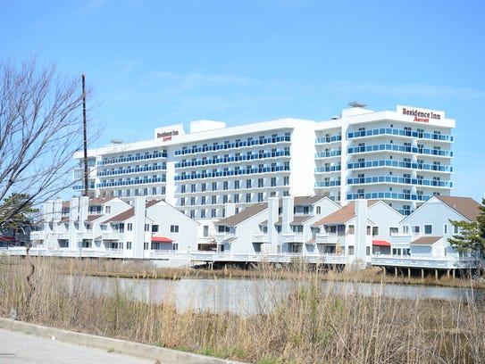 Residence Inn Hotel In Baltimore Md