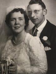 John and Cyrilla Frodl, Rakowitz grandparents were