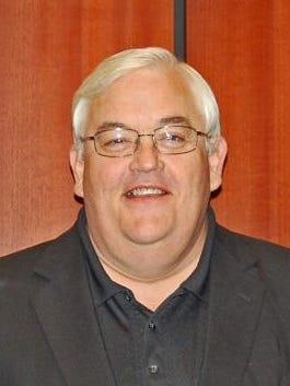 clemson city council member Jim Oswald