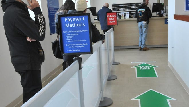 The Massachusetts Registry of Motor Vehicles has extended the expiration of certain things and offers 40 services online so people can avoid going to one of the few offices open for in-person transactions.