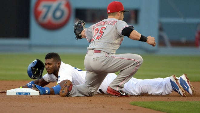 Los Angeles Dodgers outfielder Yasiel Puig brings a load of talent to the team, but his miscues cannot be ignored.