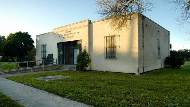 In 2010 the Corpus Christi Police Officers Association sought funding to help upgrade and repair the old Centennial Museum where the group housed their youth boxing program.