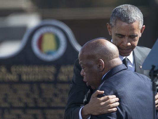 President Obama Selma