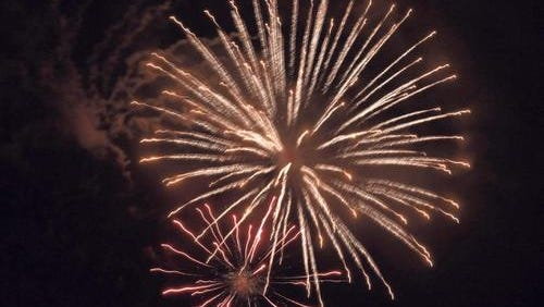 Fireworks will be part of Greer's Freedom Blast on June 30.