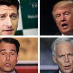 Walker, Johnson, Ryan skipping Trump event