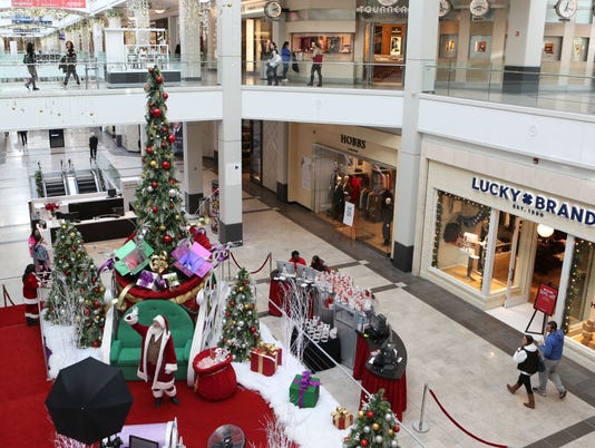 THE WESTCHESTER MALL