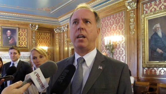 Wisconsin Assembly Speaker Robin Vos, R-Rochester