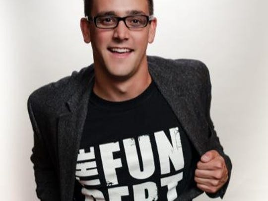 UD alum Nat Measley is CEO of The Fun Dept. in Wilmington