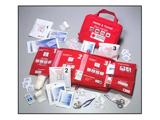 American Red Cross First Aid Kit