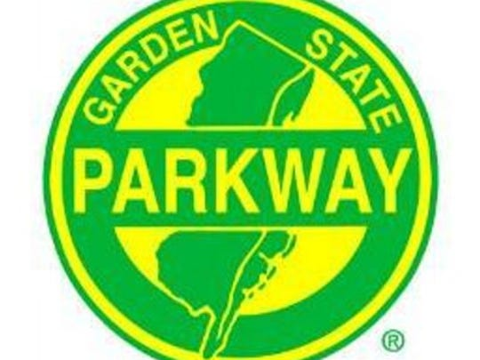 Garden State Parkway sign