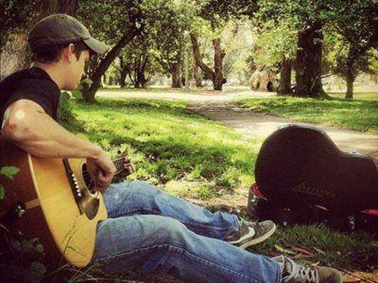Taylor James, a musician from Paducah, Ky., will also