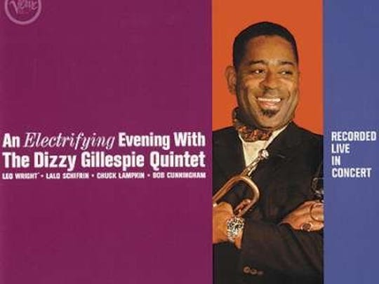 """An Electrifying Evening With the Dizzy Gillespie Quintet"""