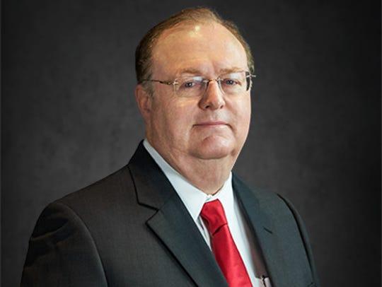 Frank Kruppenbacher, chairman of the Greater Orlando