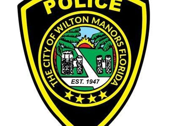Former Camden County police officer Douglas Dickison is under investigation after being dismissed from the Wilton Manors police department in Florida.