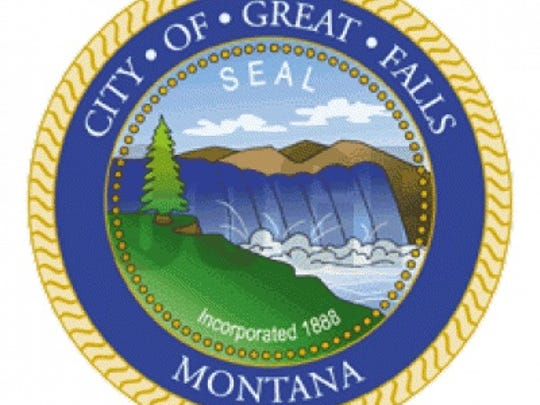 Official seal of the City of Great Falls