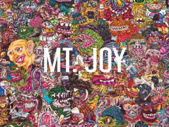 """Mt. Joy"" by Mt. Joy"