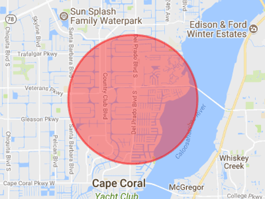 Cape Coral Police Department has asked the public to
