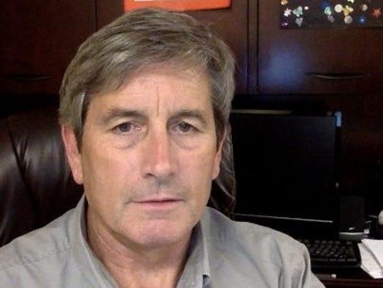 David Wunderlin, former executive director of Kitsap