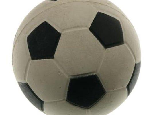 soccer ball stock