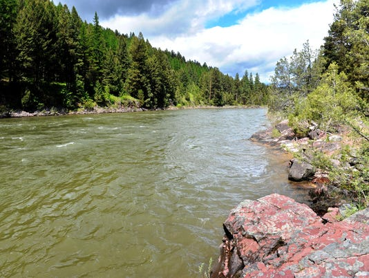 Blackfoot River 2