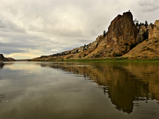 A new study says the Upper Missouri River Breaks National