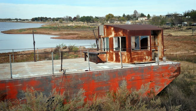 As the water levels of Lake Kickapoo and Lake Arrowhead continued to decline in November 2012, the City of Wichita Falls approached Stage 3 Drought Emergency restrictions.