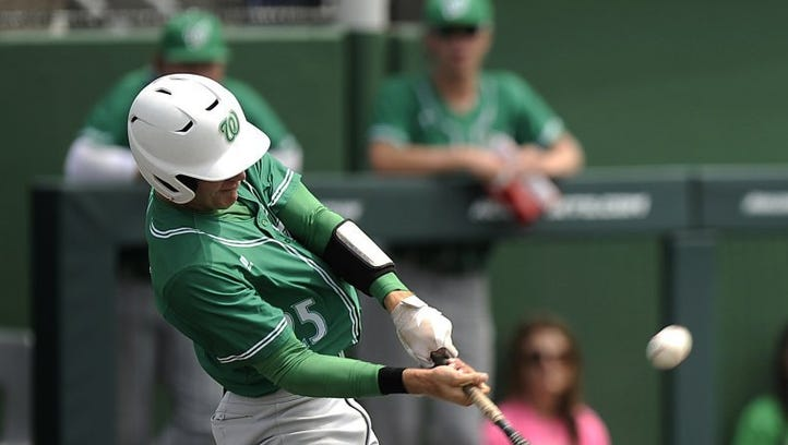 Wall edges Peaster in Game 1 of regional final