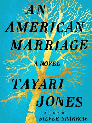 The cover of 'An American Marriage.'