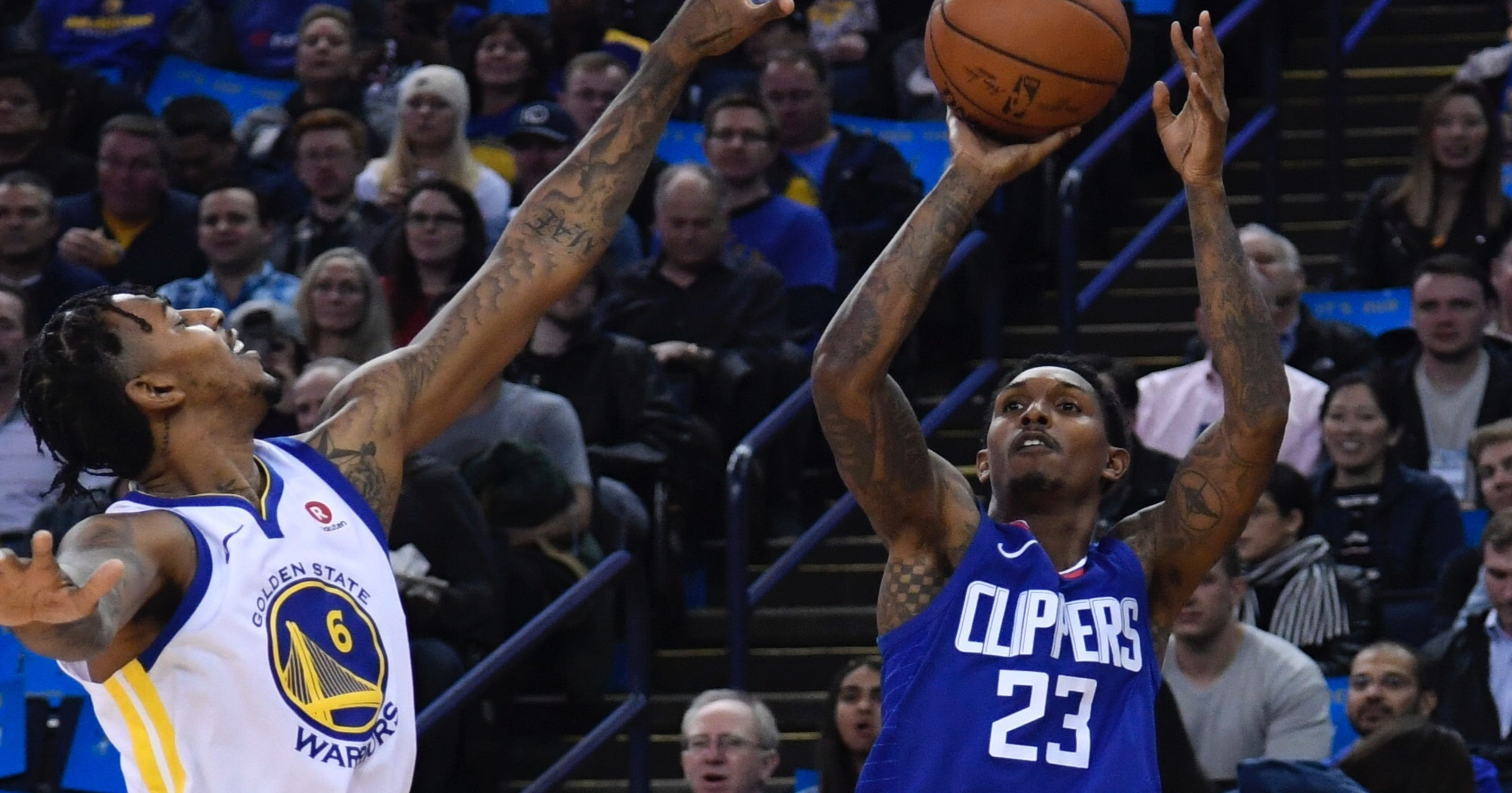 a31e657477ee Lou Williams drops 50 as Clippers spoil Kevin Durant s milestone night