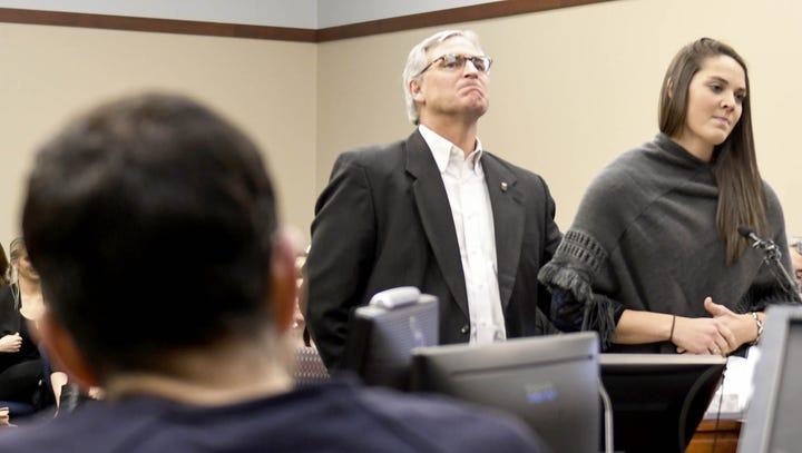 Former athlete: Michigan State's investigator outed me as Nassar victim