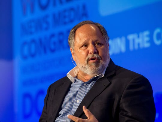 Larry Kramer, President and Publisher of USA TODAY,