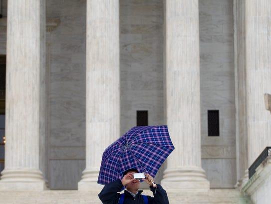 Supreme Court cellphone