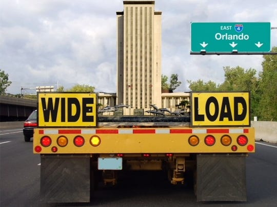 Move the capital from Tallahassee to Orlando?
