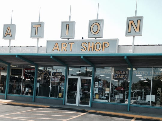 National Art Shop
