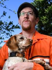 Matthew McDaniel of Seneca found 76-year old Dale Hunter