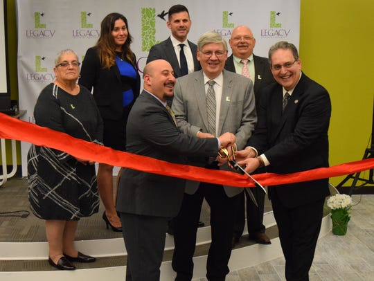 Legacy Treatment Services celebrated the opening of