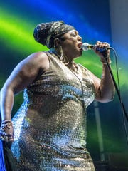 Thornetta Davis charted a path into the local music