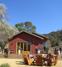 Old Creek Ranch Winery Nears Reopening Date